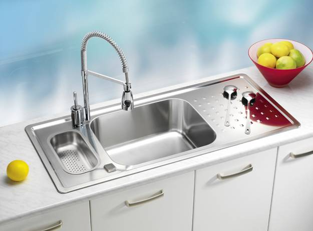 kitchen sinks and faucets best buy appliance package stainless steel modern functional ideas for