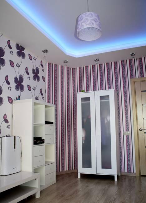 Vertical Stripes in Modern Interior Design, 25 Room