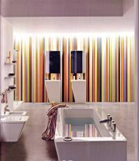 Vertical Stripes in Modern Interior Design, 25 Room