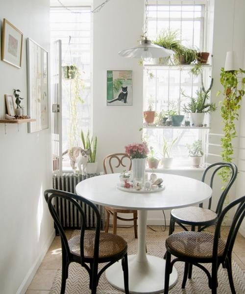 25 Creative Window Decorating Ideas with Open Shelves Space Saving Ideas for Small Rooms