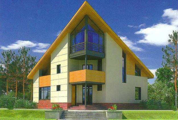 Triangles in Architectural Designs Taking Modern Houses from Ordinary to Unique