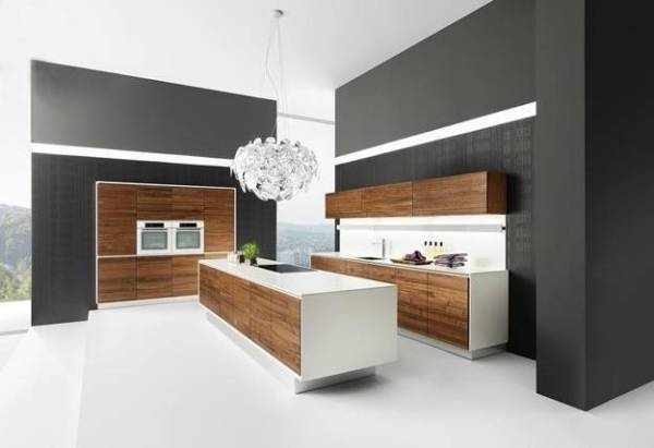 black and white wood kitchen design ideas 200 Modern Kitchens and 25 New Contemporary Kitchen Designs in Black and White