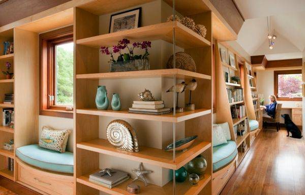 modern corner shelves for living room country designs 25 space saving interior design ideas wall corners and decorating