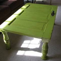 Christmas Decorating Ideas For Sofa Table Cooper Unique Vintage Furniture Recycling Wood Doors, 30 Modern