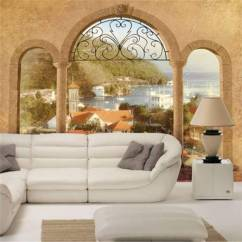 Wall Mural Ideas For Living Room Packages Cheap 20 Murals Changing Modern Interior Design With Spectacular And Decorating Art Painting
