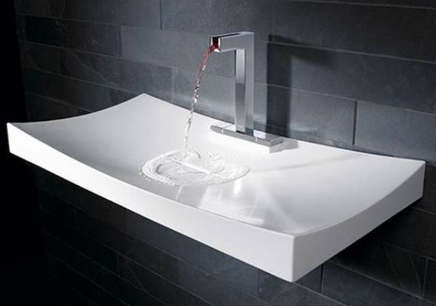 Modern Bathroom Ideas Latest Trends in Rectangular Bathroom Sinks