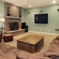 How To Design Living Room With Fireplace And Tv Flowers For 30 Multifunctional Modern Designs