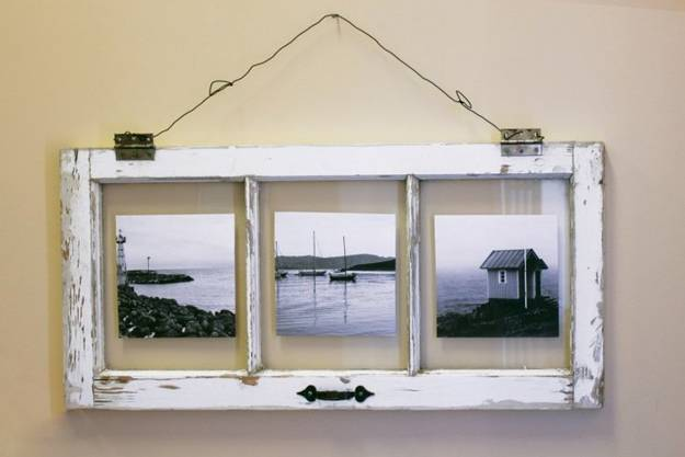 20 Ideas to Reuse and Recycle Old Wood Windows and Doors