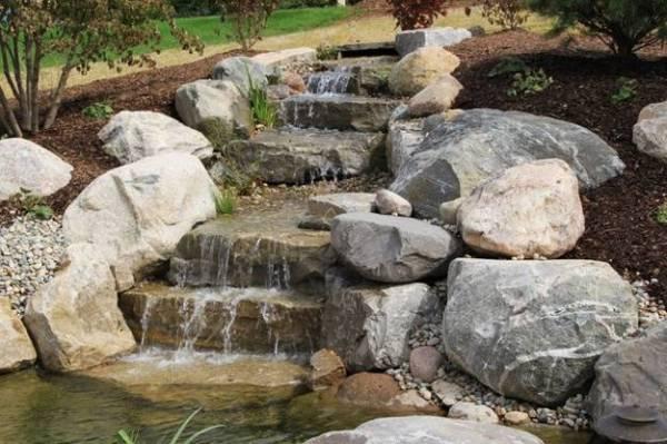 beautiful waterfalls natural