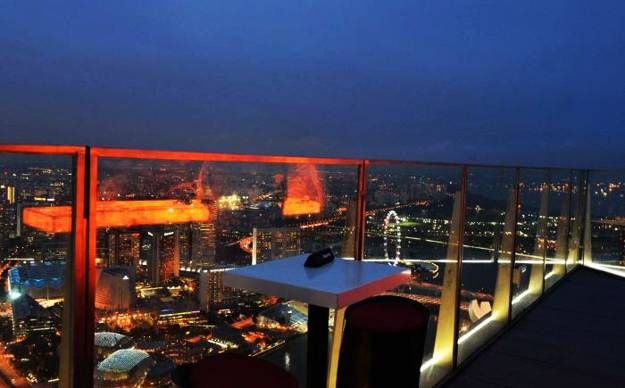 Breathtaking Rooftop Bar Designs and Latest Trends in