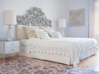 4 Modern Ideas to Add Interest to White Bedroom Decorating