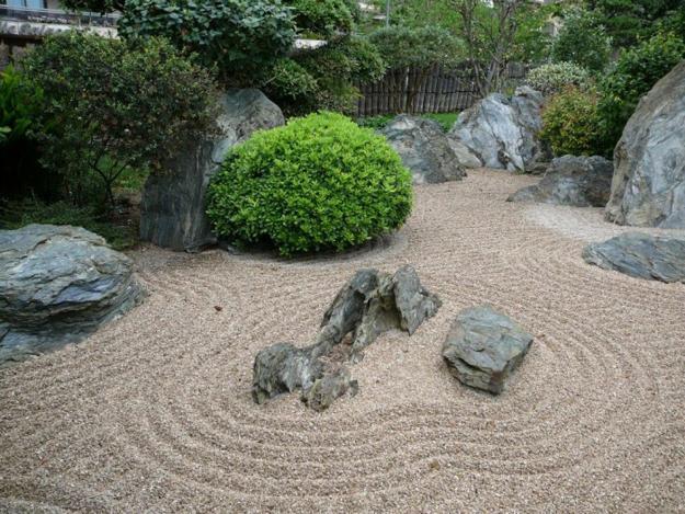 Building Japanese Zen Garden
