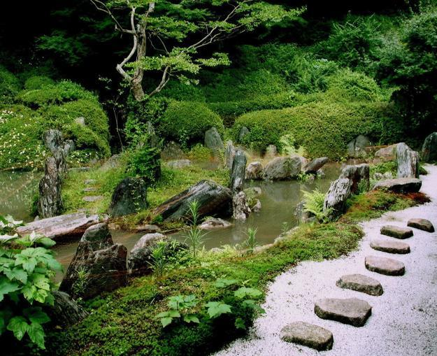 Fall Outdoor Decorations Wallpaper 15 Landscaping Ideas For Building Rock Garden In Asian Style