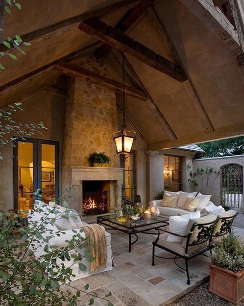 creative patio ideas and inviting