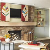 Decorative Wall Panel Designs, Screens and Hanging Doors ...