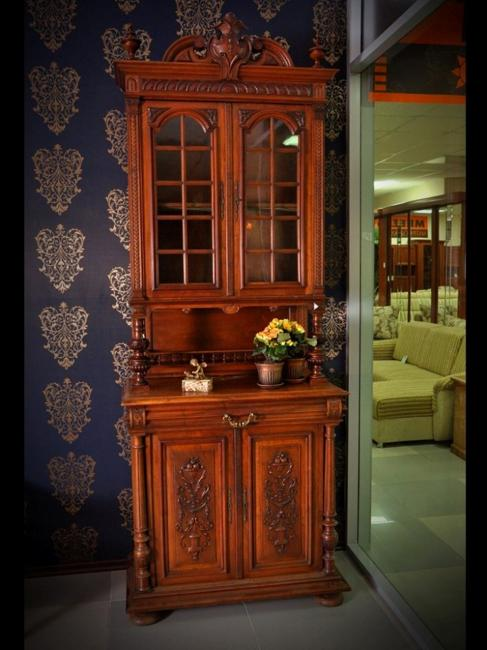 Exclusive Carved Wood Furniture and Decor Items from Russia