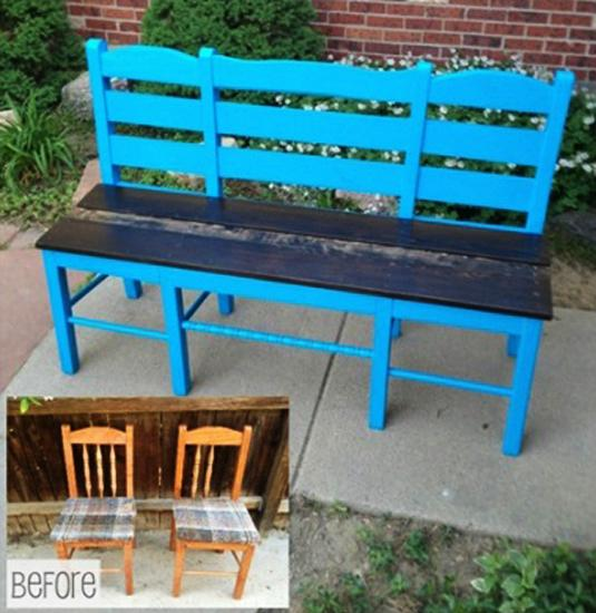 25 Creative Reuse And Recycle Ideas Inspired By Old Chairs