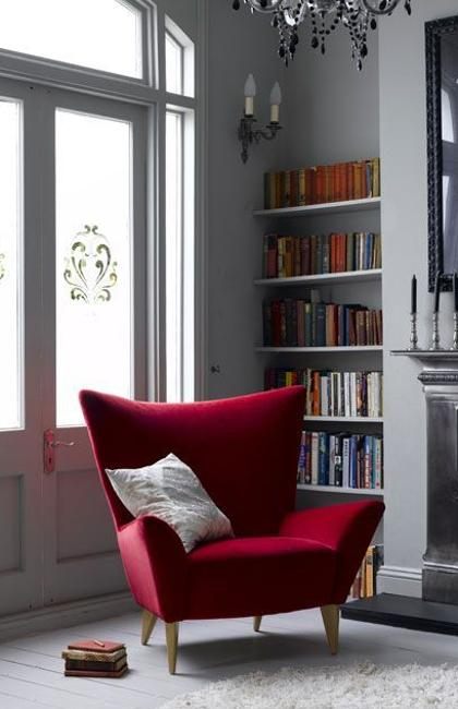 25 Ideas For Modern Interior Design And Decorating With Marsala Red Wine Color