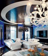 Modern Interior Design and Luxury Apartment Decorating ...
