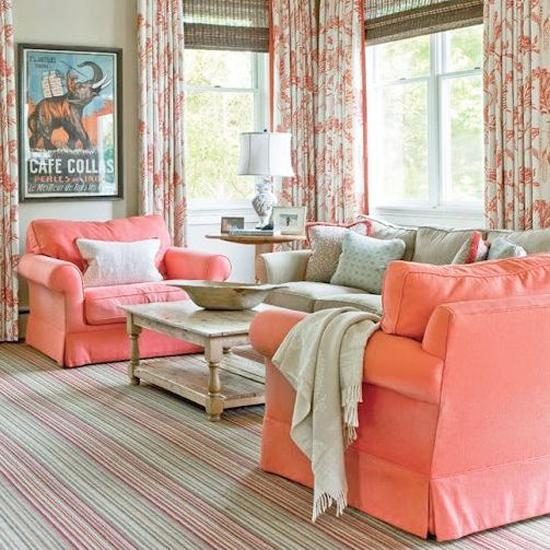 Modern Interior Colors and Matching Color Combinations that Stay Trendy in 2016