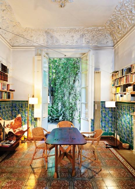 Nicole franzen having a small space may burden you with more storage issues than your nei. 25 Bright Ideas for Modern Interior Decorating in Boho Style