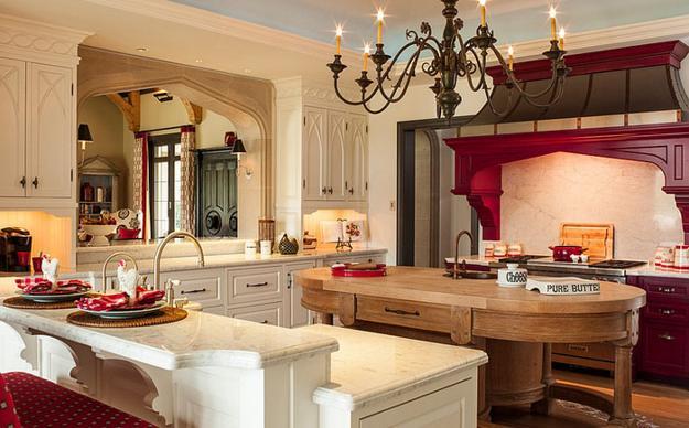 Unique Small Kitchen Designs