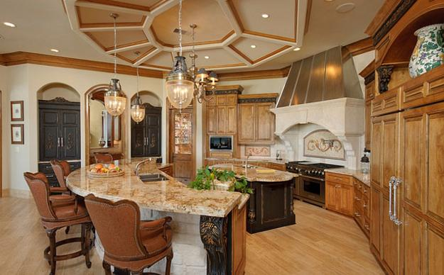 20 Beautiful Kitchen Design Ideas In Mediterranean Styles