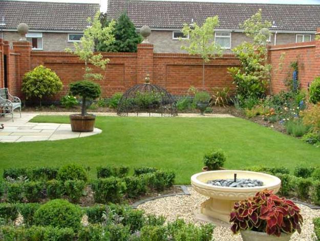 Small Design Garden Landscape Ideas