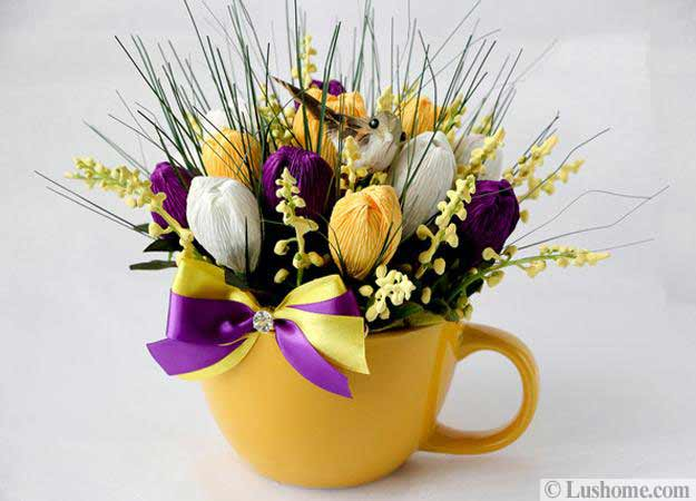 Growing Crocuses For Spectacular Displays At Home And In