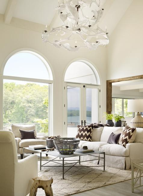 Beautiful Arches in Modern Interiors