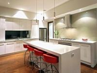 Modern Kitchen Designs with Art Deco Decor and Accents in ...