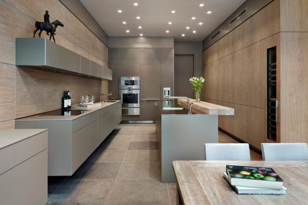 Modern Kitchen Designs With Art Deco Decor And Accents In Art Nouveau Style
