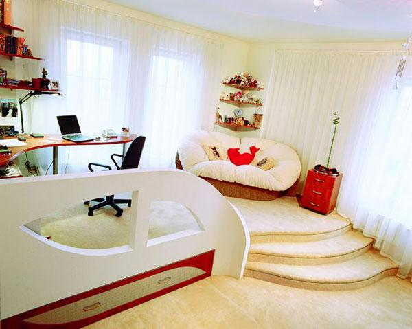 teen lounge chair computer white 25 teenage bedroom designs and teens room decorations for girls
