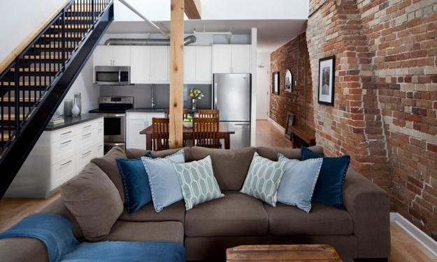 living rooms with blue and brown set light color combinations perfect for soft cool interior natural of colors tones modern room decorating