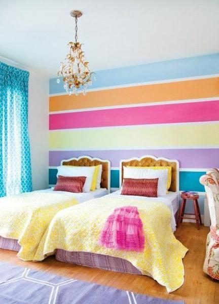 colorful bedroom designs Modern Bedroom Colors, 20 Beautiful Bedroom Designs and