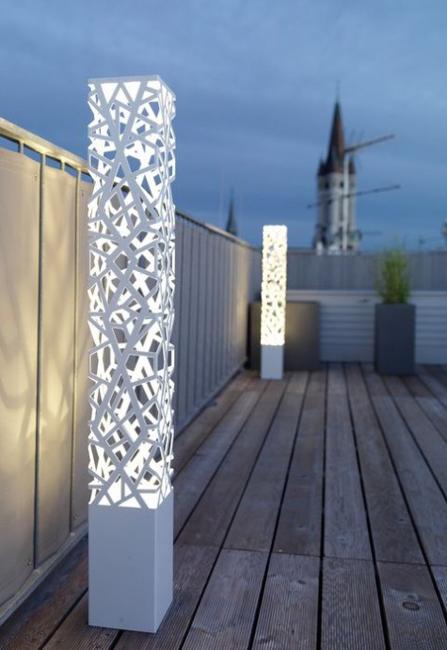 Light Sculpture Art