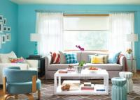 22 Ideas to Use Turquoise Blue Color for Modern Interior