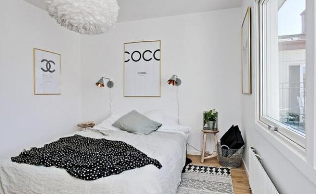 Black White Decorating Ideas In Scandinavian Style To Make