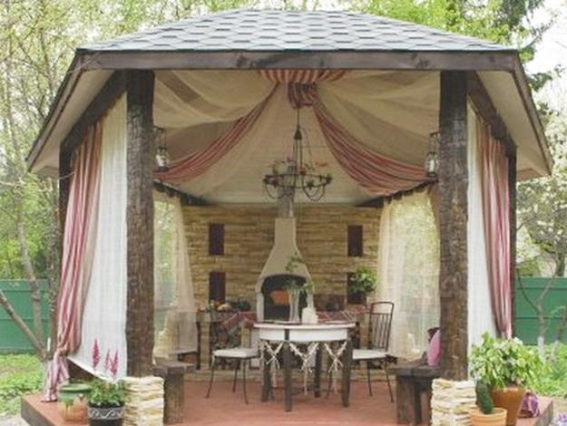 Beautiful Summer Decorating With Mosquito Nets Improving