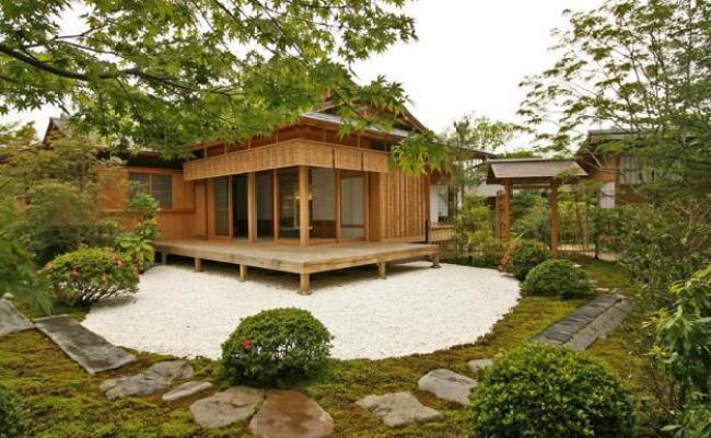 Beautiful Garden House Designs Adding Leaisure Of Studio