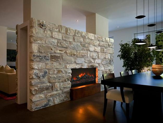 Adding Fireplace Interior Wall