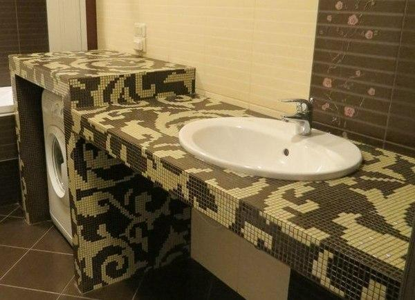 tile countertops and table tops