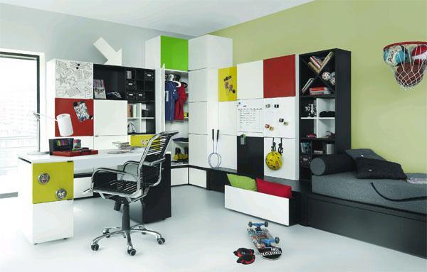 15 Ergonomic Kids Room Design And Decorating Ideas