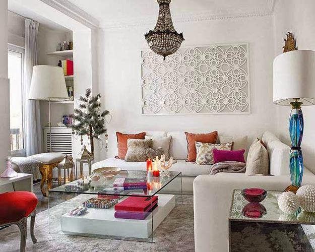 Here are five tips for choosing lighting for your living room. 15 Space Saving Ideas for Modern Living Rooms, 10 Tricks ...