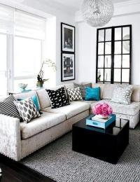 15 Space Saving Ideas for Modern Living Rooms, 10 Tricks ...