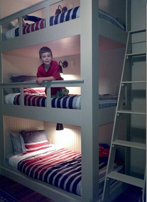 30 And Three Children Bedroom Design Ideas