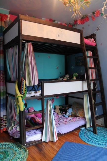 Whether you want inspiration for planning a kids' bedroom renovation or are building a designer kids' bedroom from scratch, houzz has 35,126 images from the best designers, decorators, and architects in the country, including susanna cots and kirsten johnstone architecture. 30 Three Children Bedroom Design Ideas