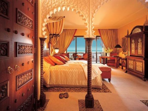luxurious arabic style bedroom Modern Bedroom Designs and Bathroom Decorating Ideas in Arabic Style