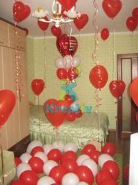30 Balloons Valentines Day Ideas, Unique Home Decorating ...