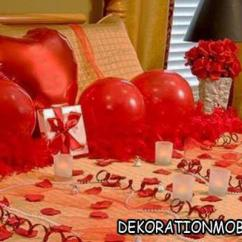 Painting For Living Room Feng Shui White Black Furniture 30 Balloons Valentines Day Ideas, Unique Home Decorating ...